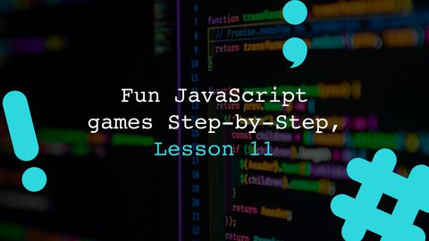 War Card Game - Fun JavaScript Games Step-by-Step, Lesson 11