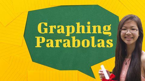 Vertex Form - Graphing Parabolas