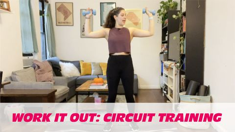 Work it Out: Circuit Training