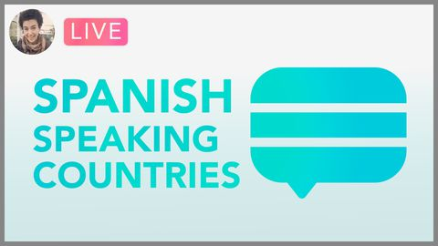 [Webinar] Spanish Speaking Countries: History, Culture and Useful Expressions