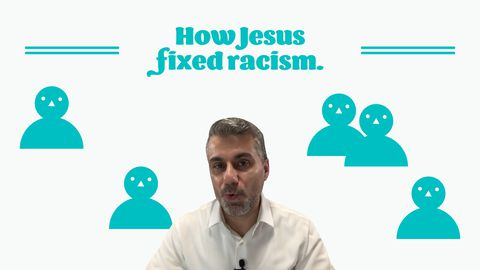 How Jesus Fixed Racism (In Arabic)