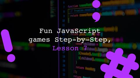 Minesweeper JavaScript Game Step-by-Step, Lesson 7