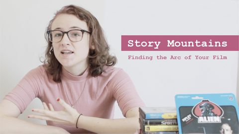 Story Mountains: Finding the Arc of Your Film