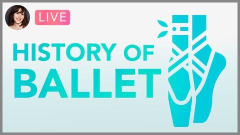 [Webinar] The History of Ballet