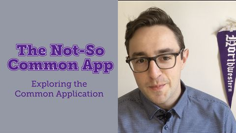 The Not-so-common App: Exploring the Common Application