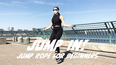 Jump In: Jump Rope Workout For Beginners, Class 1
