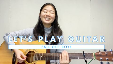 How to Play Guitar: Fall Out Boy Songs