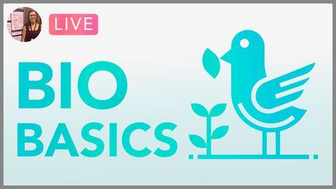 [Webinar] Bio Basics!