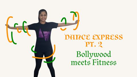 Dance Express, Part 2: Bollywood Meets Fitness