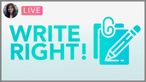 [Webinar] Write Right! The Fundamentals of Writing A Better Essay