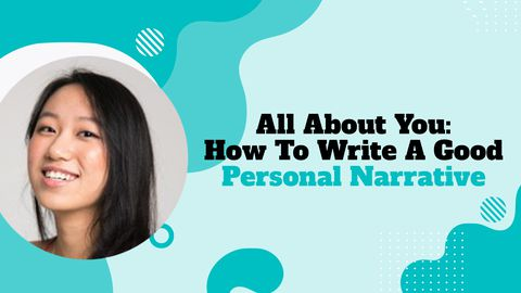 Personal Narrative: How to get Started