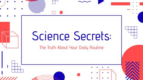 Science Secrets: A Day in the Life
