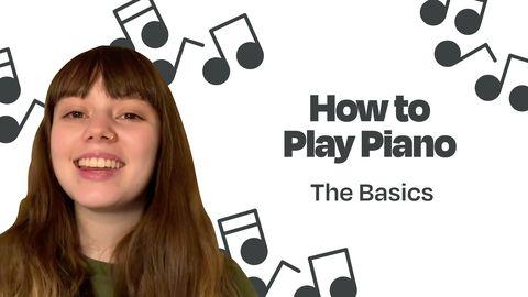 Piano Lessons: The Basics