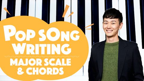 How to Write a Song: Major Scale & Chords