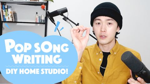 Pop Song Writing: DIY Home Studio!