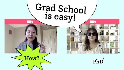 The Ultimate Guide to Graduate School