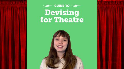 Theatre: The Fundamentals of Devising