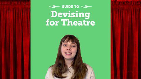 Theatre: The Fundamentals of Devising
