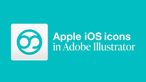 How to Make Apple iOS Icons in Adobe Illustrator