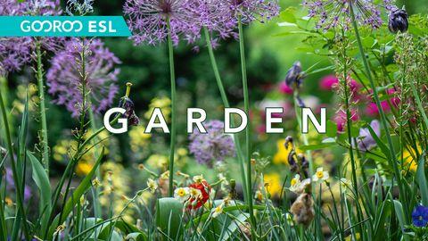 ESL: Garden