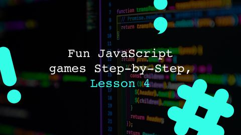 Lottery Machine - Fun JavaScript Games Step-by-Step, Lesson 4
