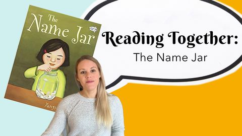 Reading Together: The Name Jar Read Aloud