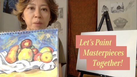 11 Things to draw - Let's Paint Masterpieces Together 9
