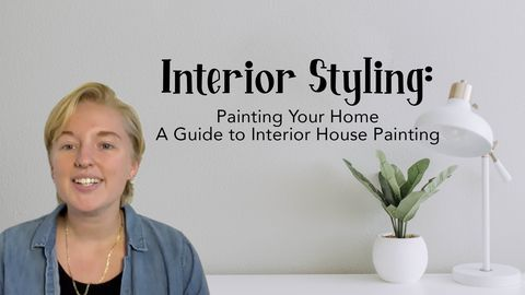 Interior Design: Painting Your Home, A Guide to Interior House Painting