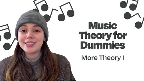 Music Theory for Dummies: More Theory I