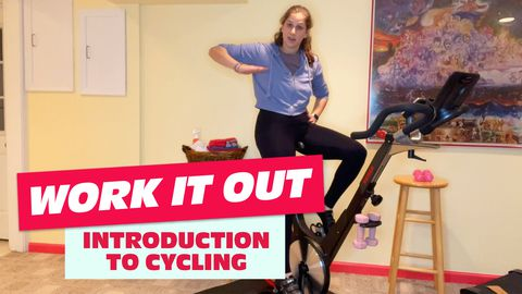 Stationary Bike Stand Workout: Introduction to Cycling