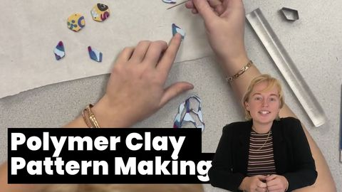 Polymer Clay Ideas: Pattern Making