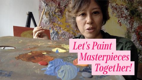 11 Things to draw - Let's Paint Masterpieces Together 1