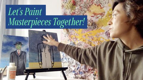 11 Things to Draw - Let's Paint Masterpieces Together: 4