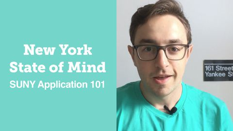 New York State of Mind: SUNY Application 101
