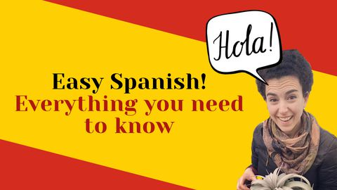 Best Way to Learn Spanish 1: Basics