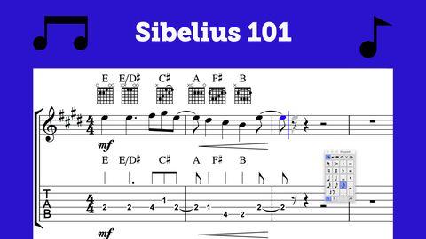 Sibelius 101