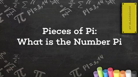 Irrational Numbers: What is the Number Pi?