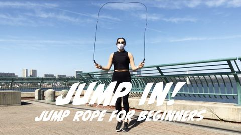 Jump In: Jump Rope Workout for Beginners, Class 2
