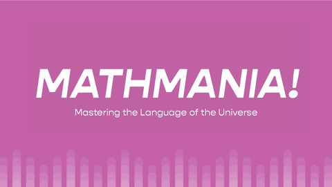 Mathmania!: Mastering the Language of the Universe