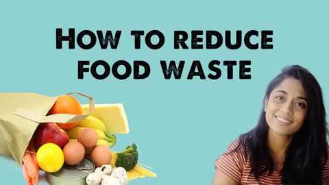 Food Sustainability: How to Reduce Food Waste?