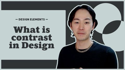 Design Elements - What Is Contrast in Design