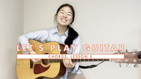 How to Play Guitar: D7 Chord and C7 Chord, Lesson 5