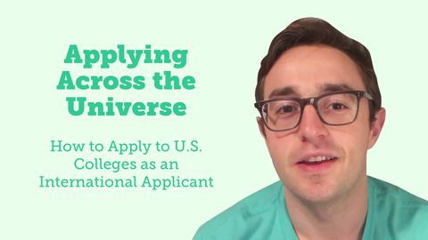 How to Apply to U.S. Colleges as an International Applicant