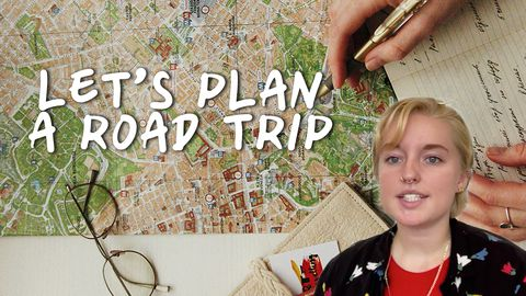 Start Traveling: Let's Plan a Road Trip!
