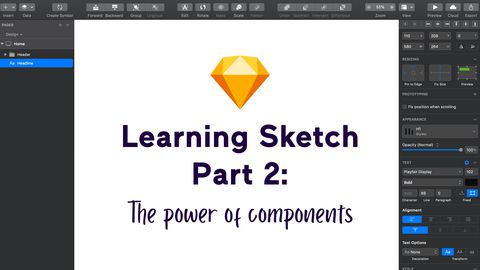Learning Sketch, Part 2: The Power of Components