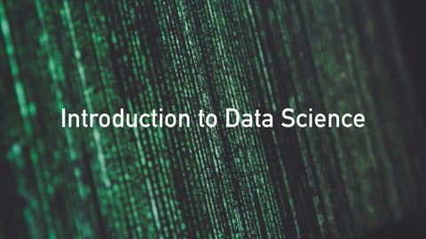 Introduction to Data Science from Scratch