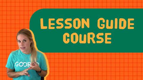 Lesson Guide Course