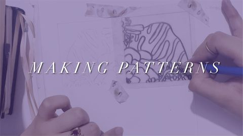 Making Patterns: For the Bored and Artistically Inclined