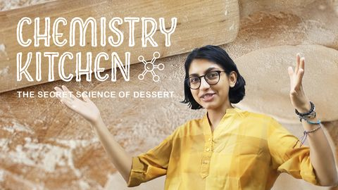 Chemistry Kitchen Lesson 1: The Secret Science of Dessert