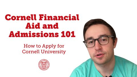 Cornell Financial Aid - How to Apply for Cornell University
